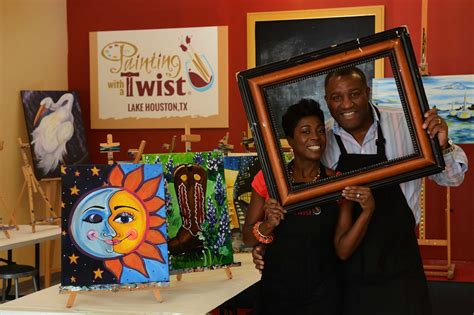paint with a twist houston tx these survivors craft new in houston
