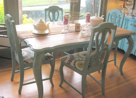 chalk paint ideas for dining table provence at south end