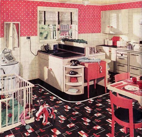 1930s kitchen design retro kitchen design sets and ideas