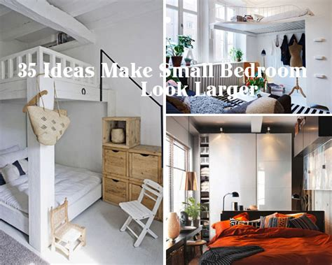 small space bedroom designs 35 inspiring ideas to make your small bedroom look larger
