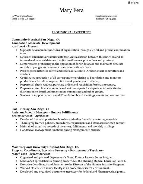 executive administrative assistant resume examples legal