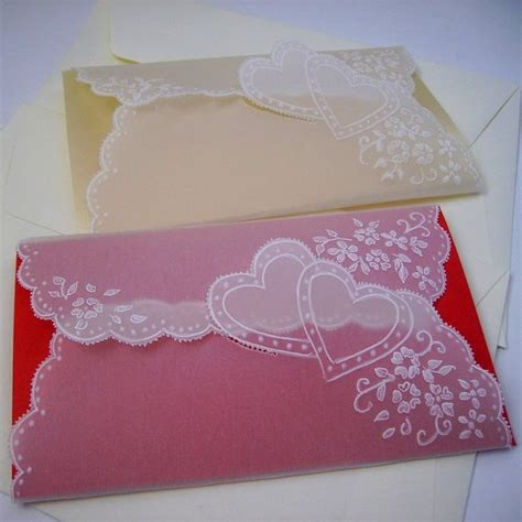paper parchment craft handmade parchment paper craft vintage style greeting