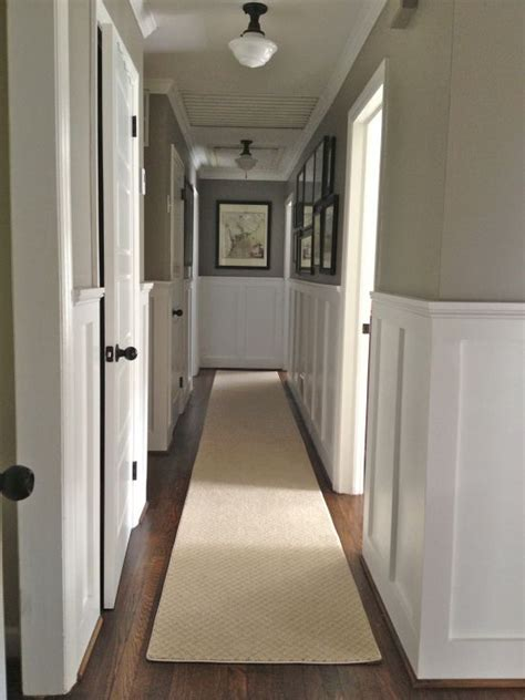 paint colors for entrance hallway hallways board and batten and house tours on