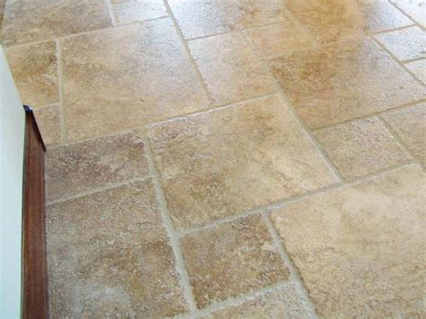 Natural Cleaning Wood Floors by Romana Travertine Chiseled Amp Brushed Travertine Tiles