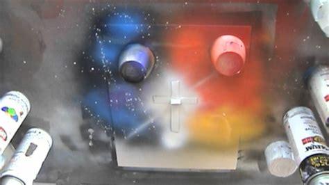 spray paint tutorials spray paint tutorial working with stencils