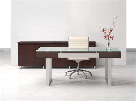 glass modern desk more modern interior design ideas