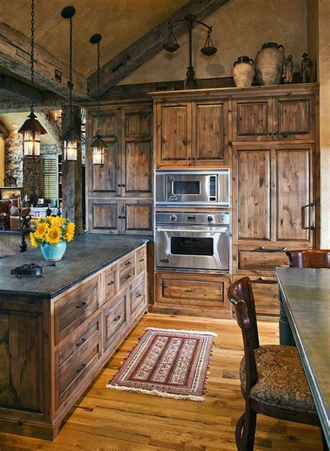 rustic kitchens designs 40 rustic kitchen designs to bring country designbump