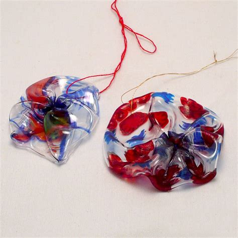 melting plastic for crafts 12 ornaments lesson this