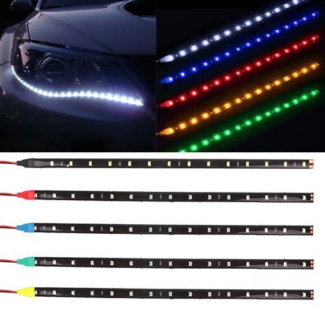 led light strips automotive waterproof car auto decorative led