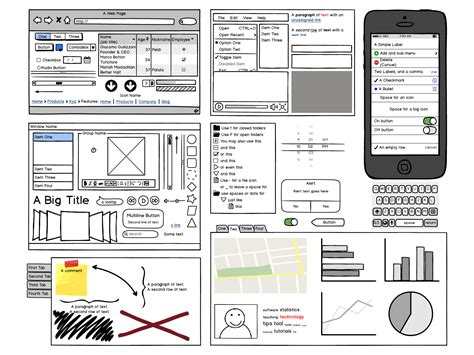 5 best wireframing tools for 2016 notes on design - Best Online Wireframe Tool