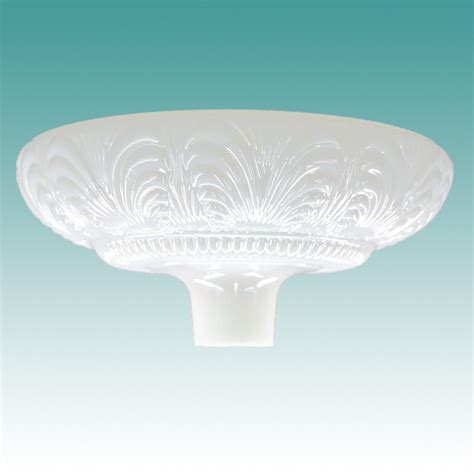 Vintage Torchiere Lamp Shades by 9961 S Pearl Lustre Torchiere Shade 14 Quot Glass Lampshades