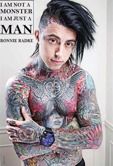 17 best ideas about ronnie radke on pinterest falling