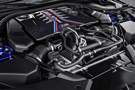 Bmw M5 Engine world premiere 2018 bmw m5 600 hp and awd