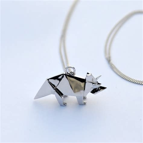 origami steel metal origami