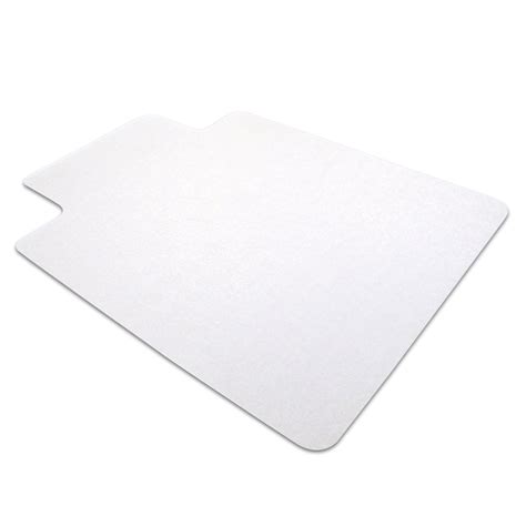 desk floor mat desk floor mat clear whitevan