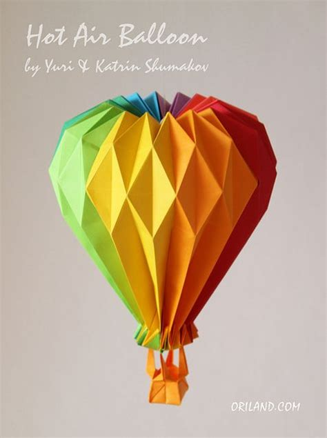 origami balloon best 25 origami balloon ideas on balloon