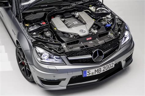 Motor Mercedes by 2014 Mercedes C63 Amg Edition 507 Released