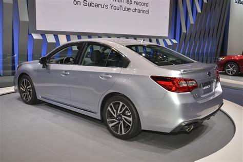 Subaru Legacy Scoop by 2018 Subaru Legacy Brings Subtlety To Chicago Auto Show