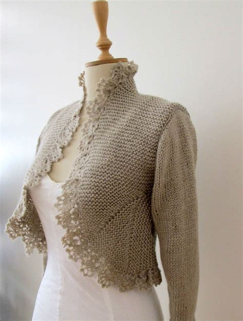 knit a sweater knit sweater knitting knitted cardigan by