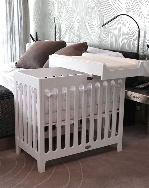 mini cribs for small spaces 17 best images about co sleeper ideas on