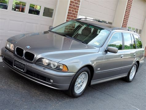2002 Bmw 525i For Sale 2002 bmw 5 series sport wagon 525i stock d86631 for sale