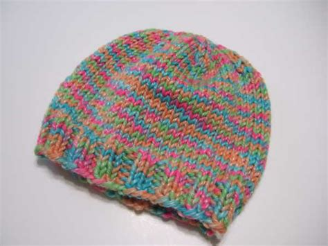 basic knit hat pattern basic bulky beanie hat clothing knitted my patterns