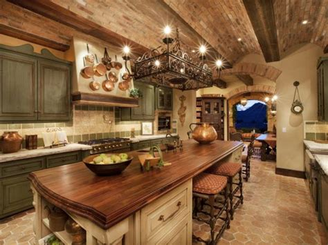 tuscan kitchen decor ideas tuscan kitchen design pictures ideas tips from hgtv hgtv
