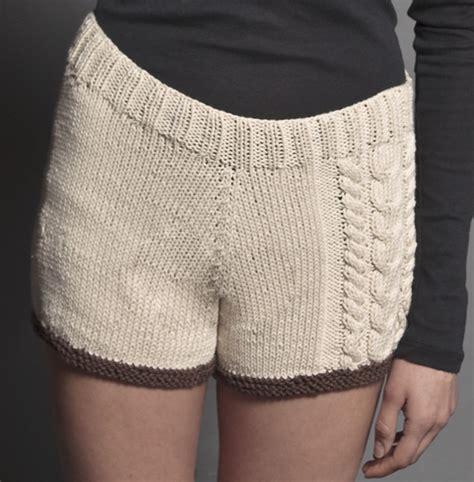 knitted shorts thebirdandthemachine knitted shorts