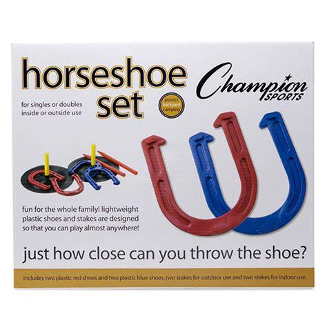 horseshoe rubber st rubber horseshoe set