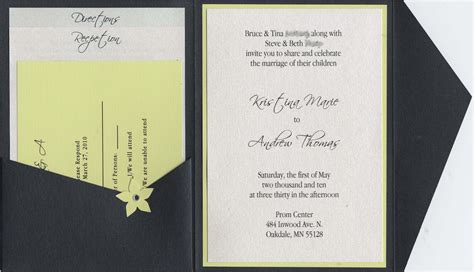 ideas for cards at home cards ideas with how to make wedding invitations at home