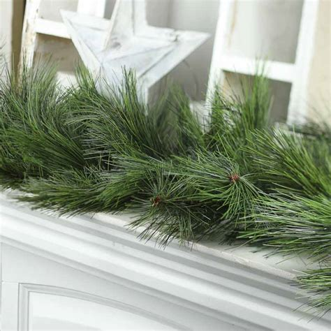 needle pine garland artificial needle pine garland 28 images artificial