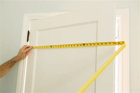 measure interior door how to measure interior door measuring doors how to