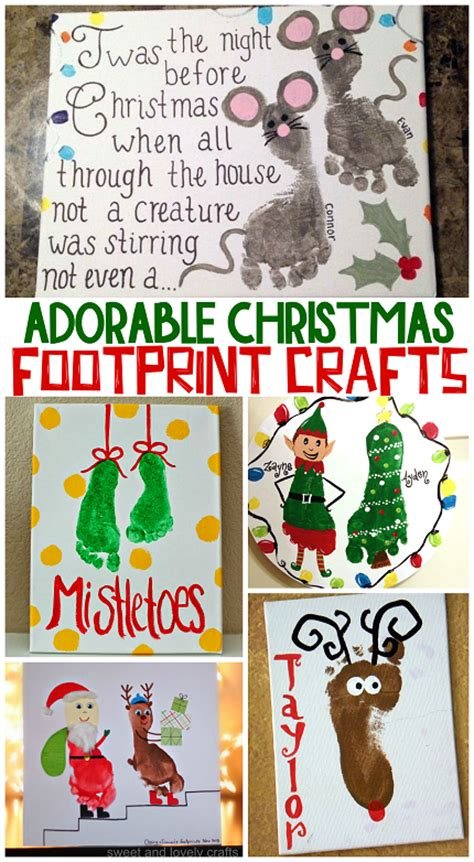 crafts for to make for adorable footprint crafts for crafty morning