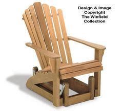 winfield woodworking puzzle rocker plywood interlocking rocking chair plans
