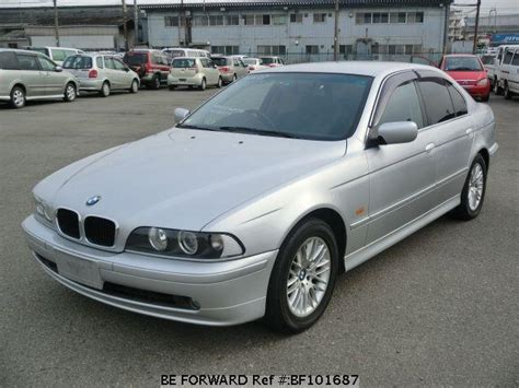 2002 Bmw 5 Series by 2002 Bmw 5 Series Information And Photos Momentcar