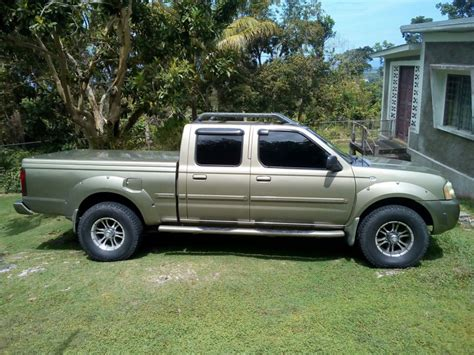 2002 Nissan Frontier For Sale by 2002 Nissan Frontier For Sale In St Jamaica