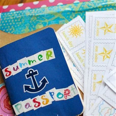 passport craft for 1000 images about passport to on