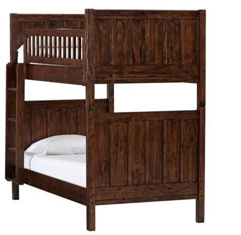 pottery barn bunk beds pottery barn c bunk bed shopstyle
