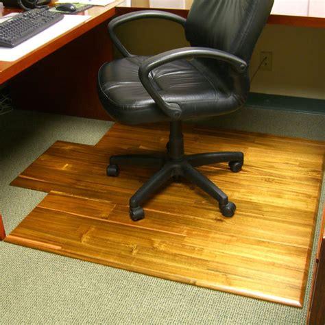 office desk chair mat hardwood office chair mat the green