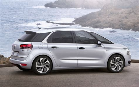 Citroen Picasso C4 by Citroen C4 Picasso 2014 Widescreen Car Pictures 06