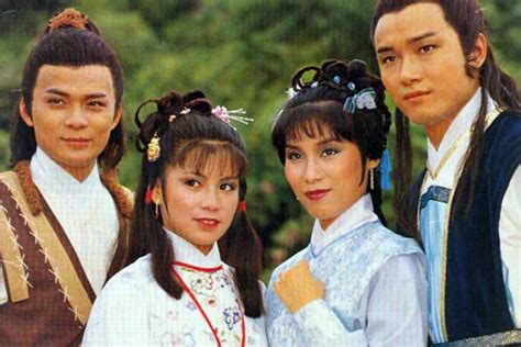 legend of the condor heroes top 10 ancient drama series