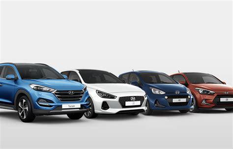 Hyundai Car Models by Hyundai Uk New Used Cars Hyundai Car Deals