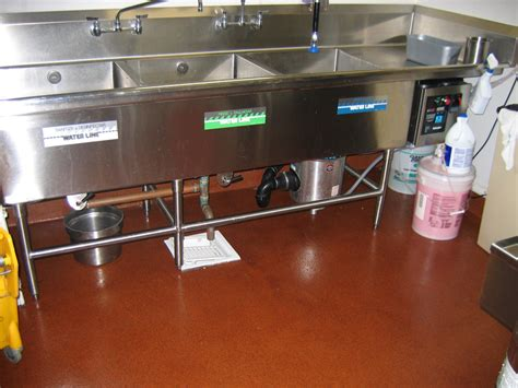 commercial kitchen flooring best floors for commercial