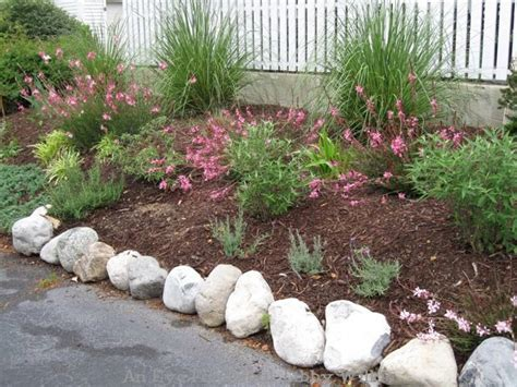 rock edging for gardens garden edging how to do it like a pro