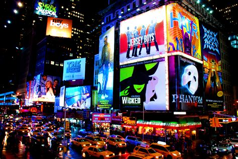times square times square nyc spaces