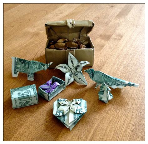origami treasure chest 17 best images about origami boxes and containers on