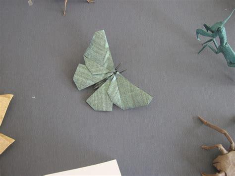 origami insects 2 robert lang display barn owl opus 538 origami usa 2008