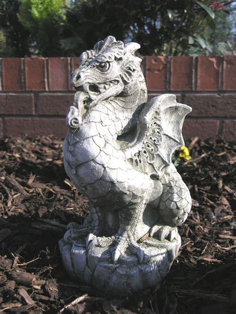Garden Accessories Uk Only Scaly Garden Ornament Statue 163 29 99