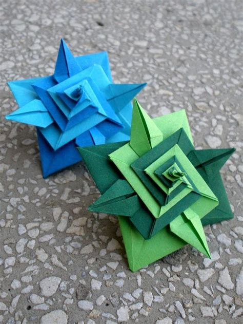 modular origami folding 608 best images about origami 摺紙 on