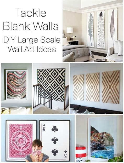 wall decoration ideas for decorating large walls large scale wall ideas
